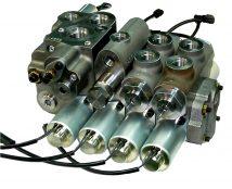 バッテリーフォークリフト用コントロールバルブ